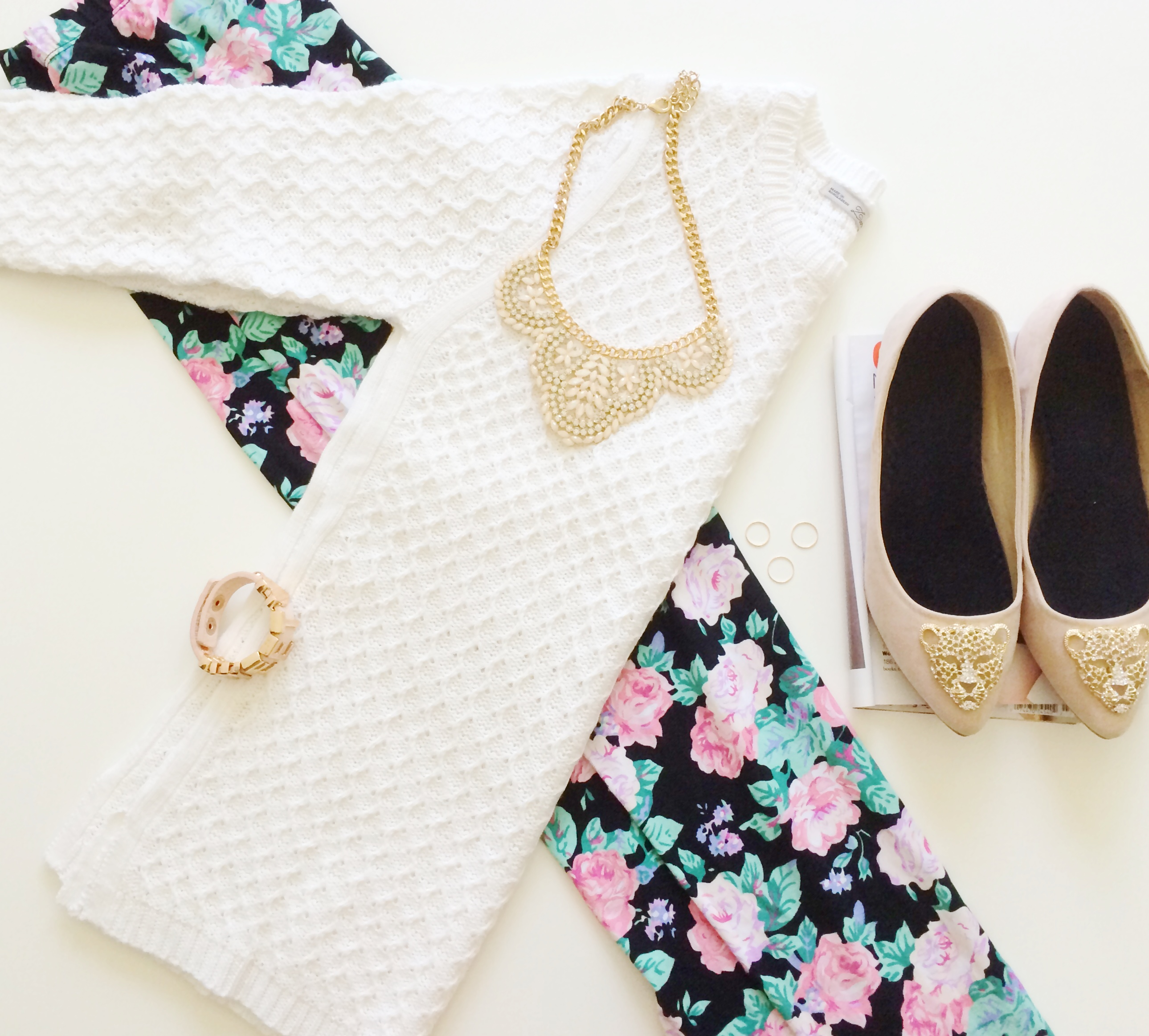 Lately Loving: Floral Prints
