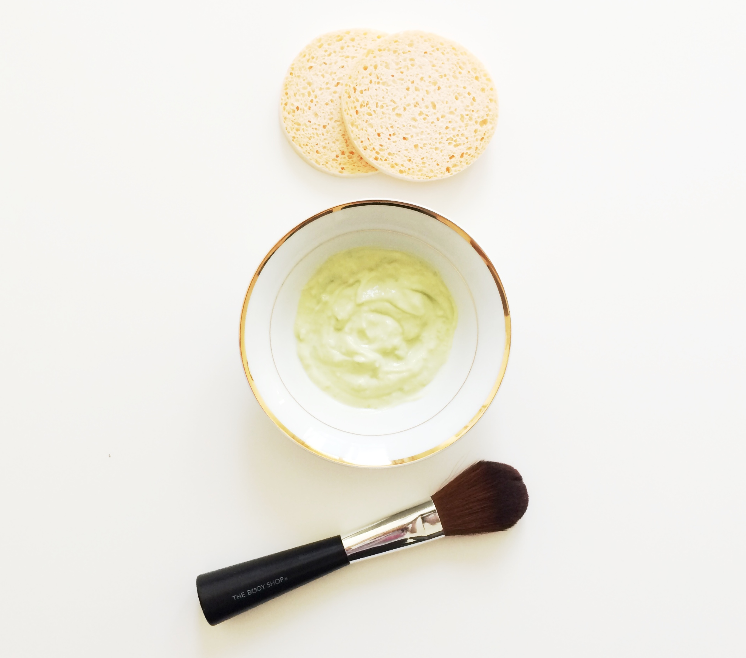 DIY: The Green Face Mask