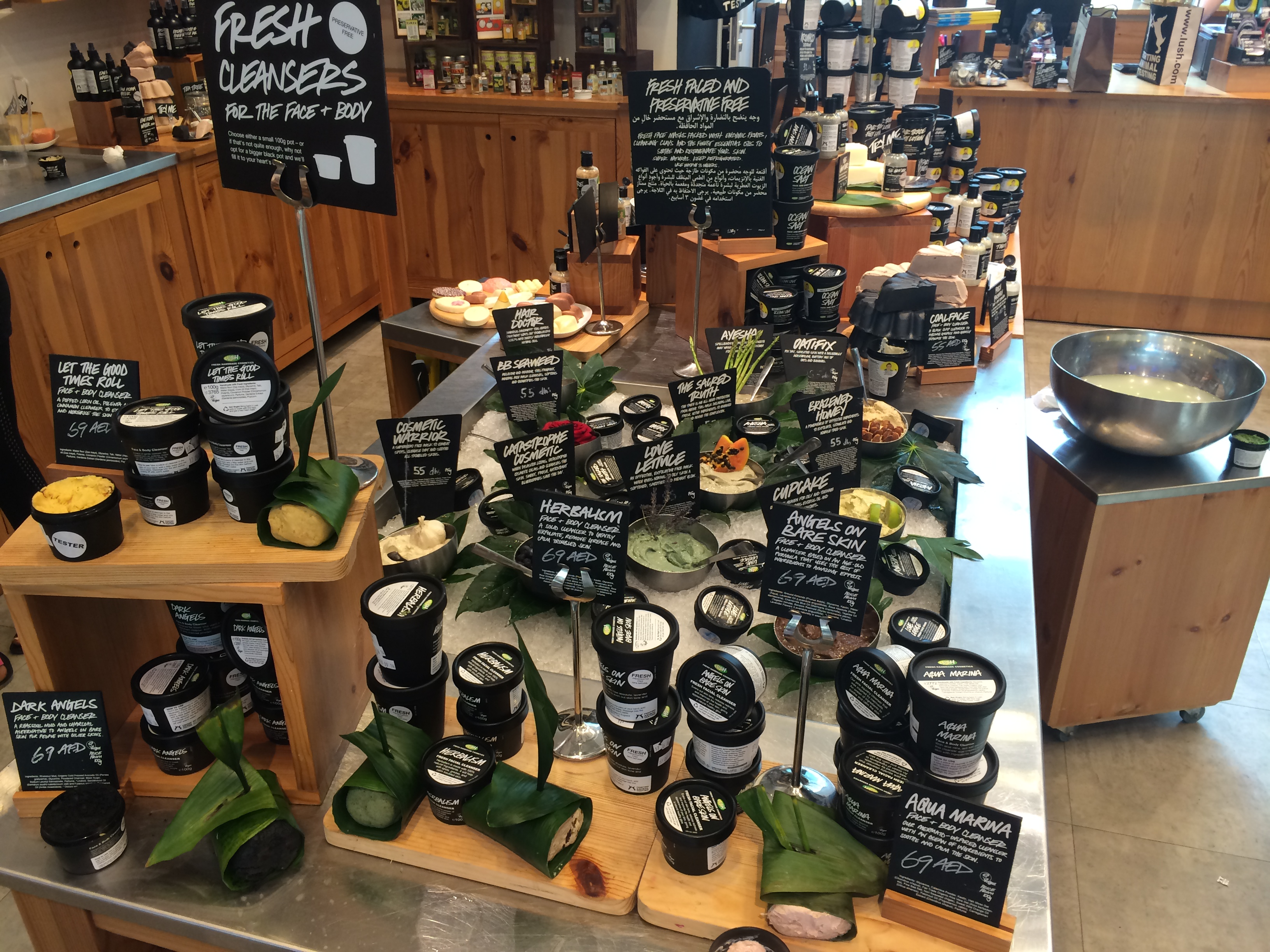 The Story of Lush