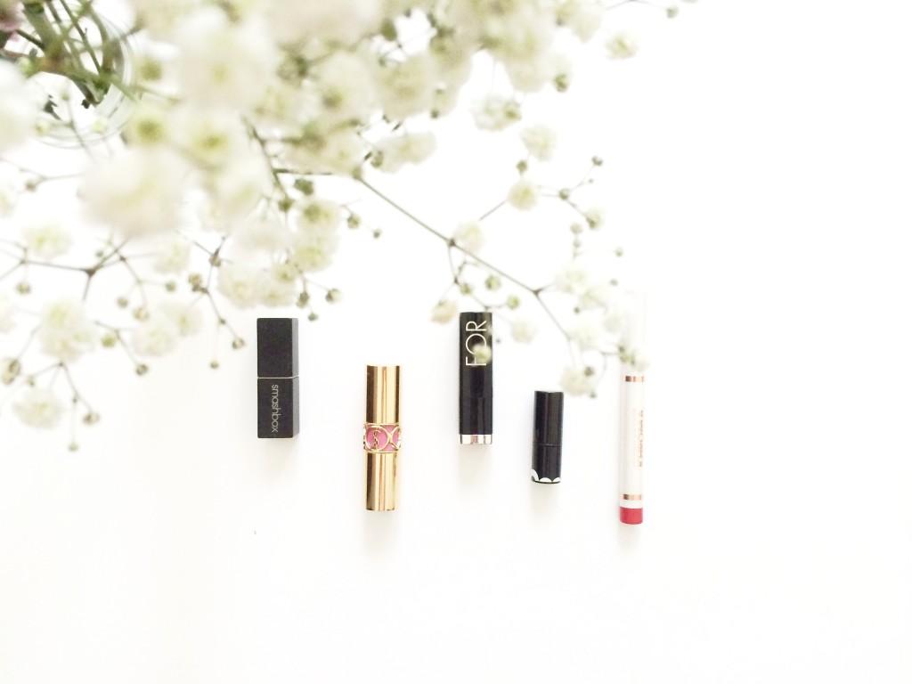 Lipstick shot