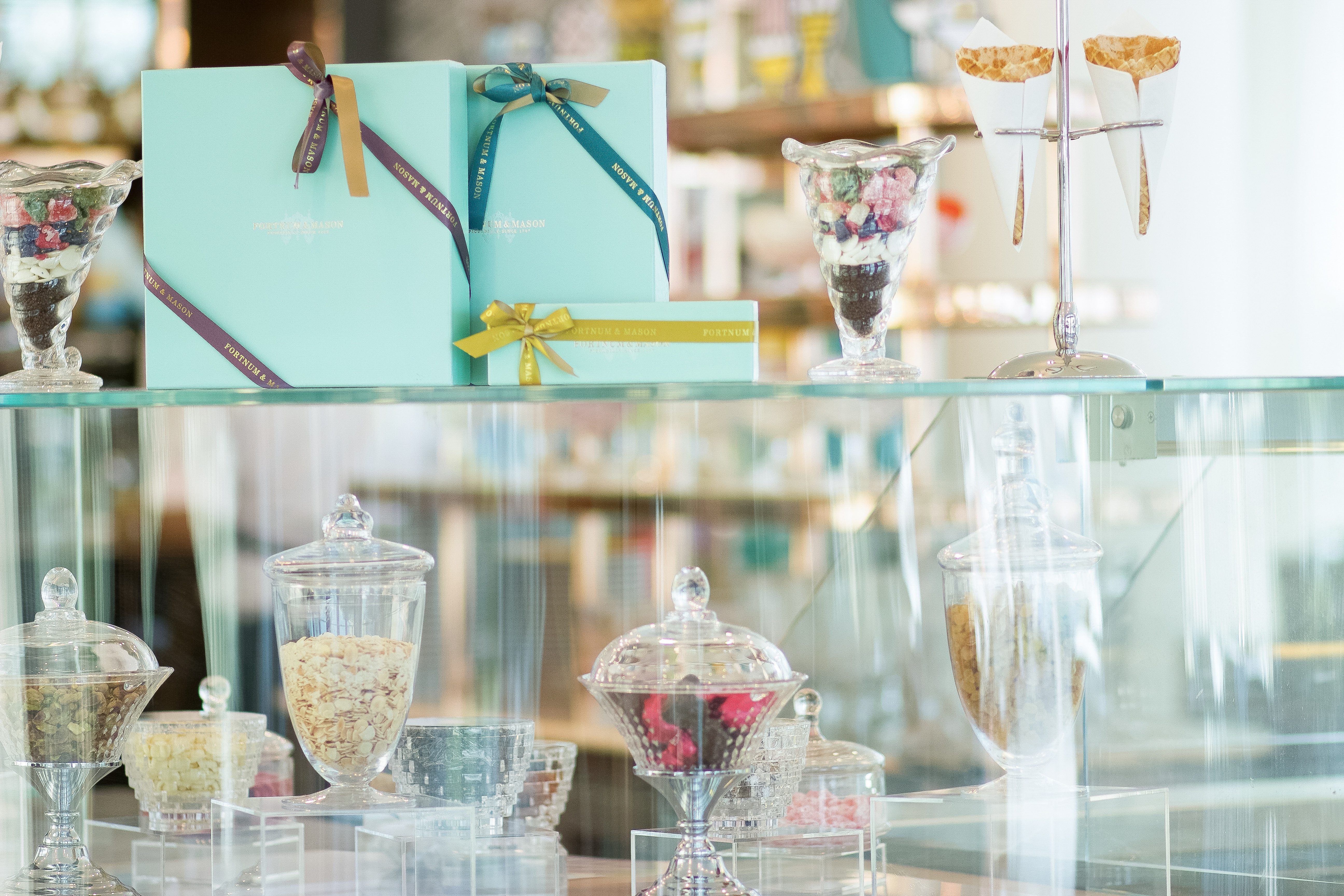 The Parlour at Fortnum & Mason Dubai