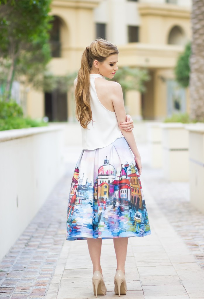 Canvas Skirt