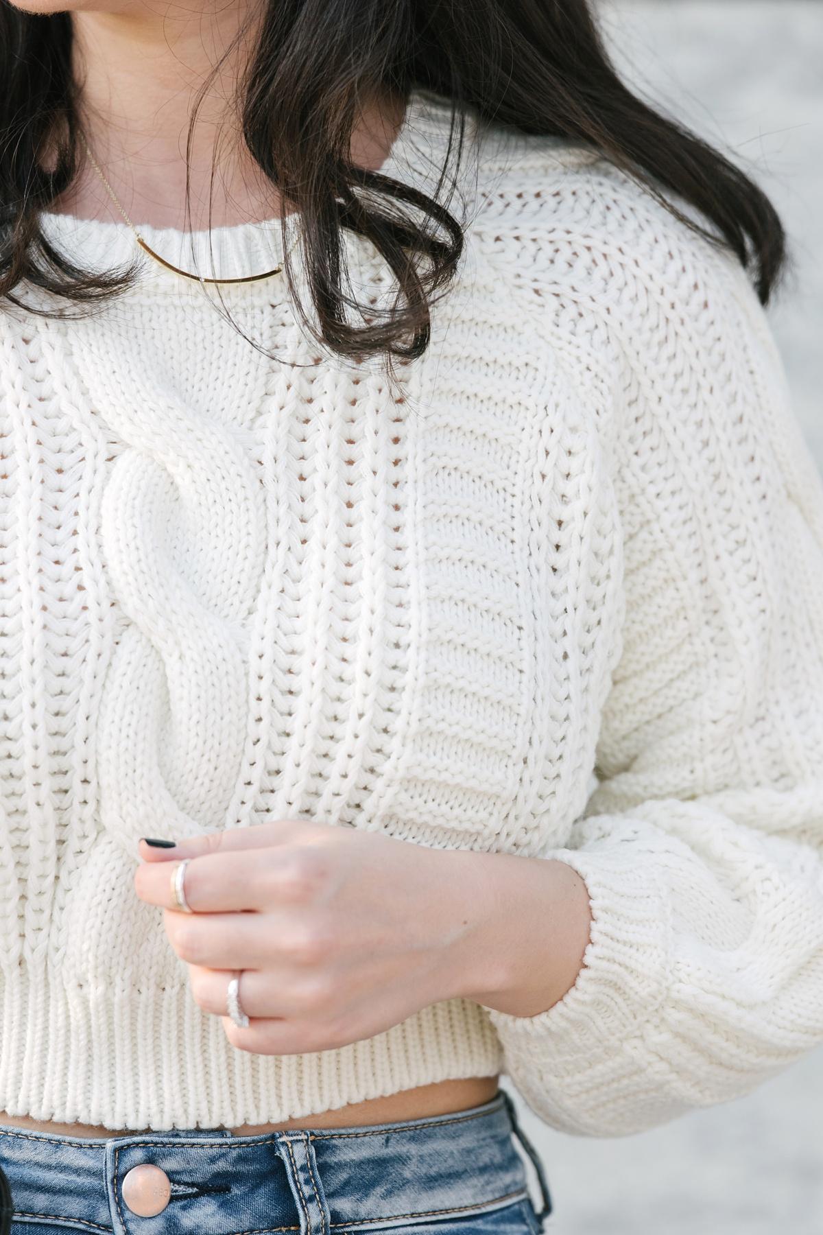 Chic Wish Sweater