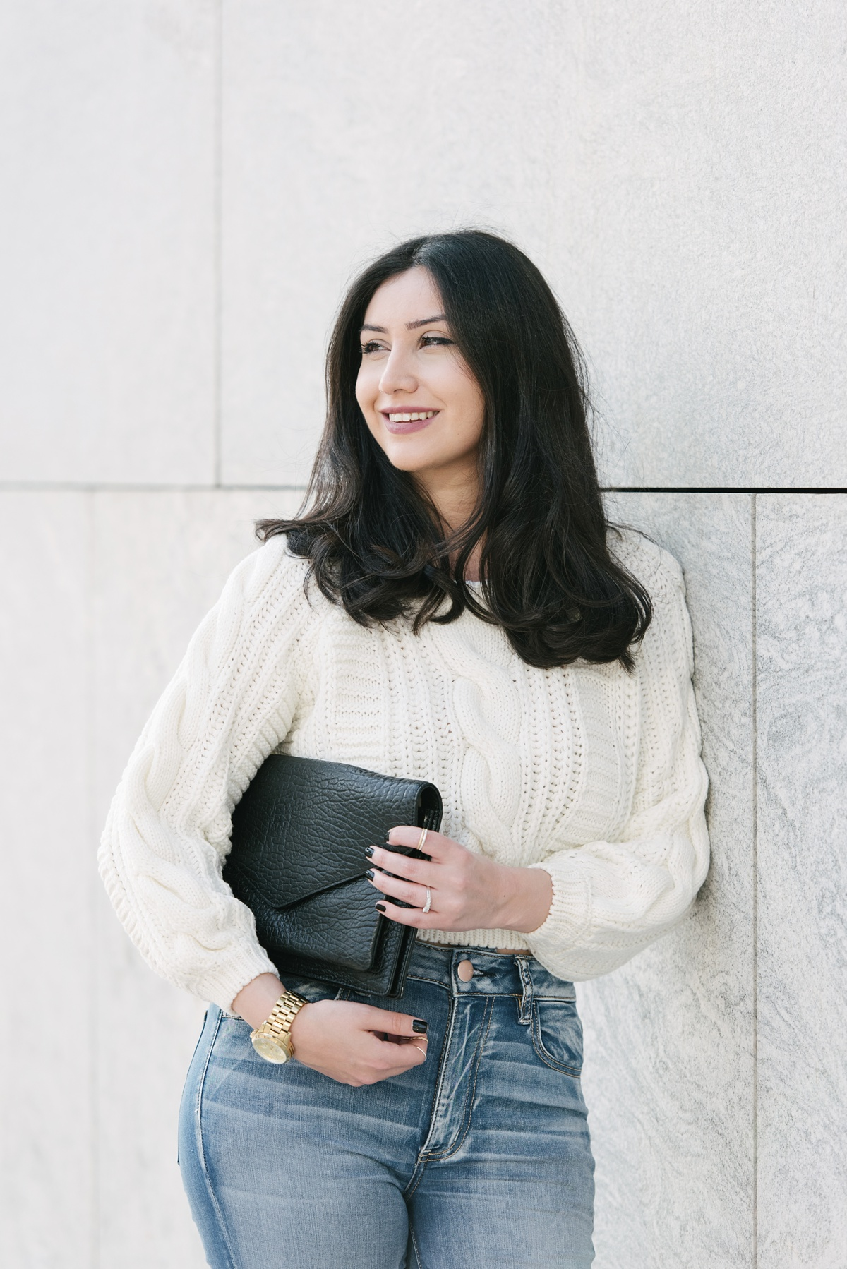 The Chunky Sweater Every Girl Needs