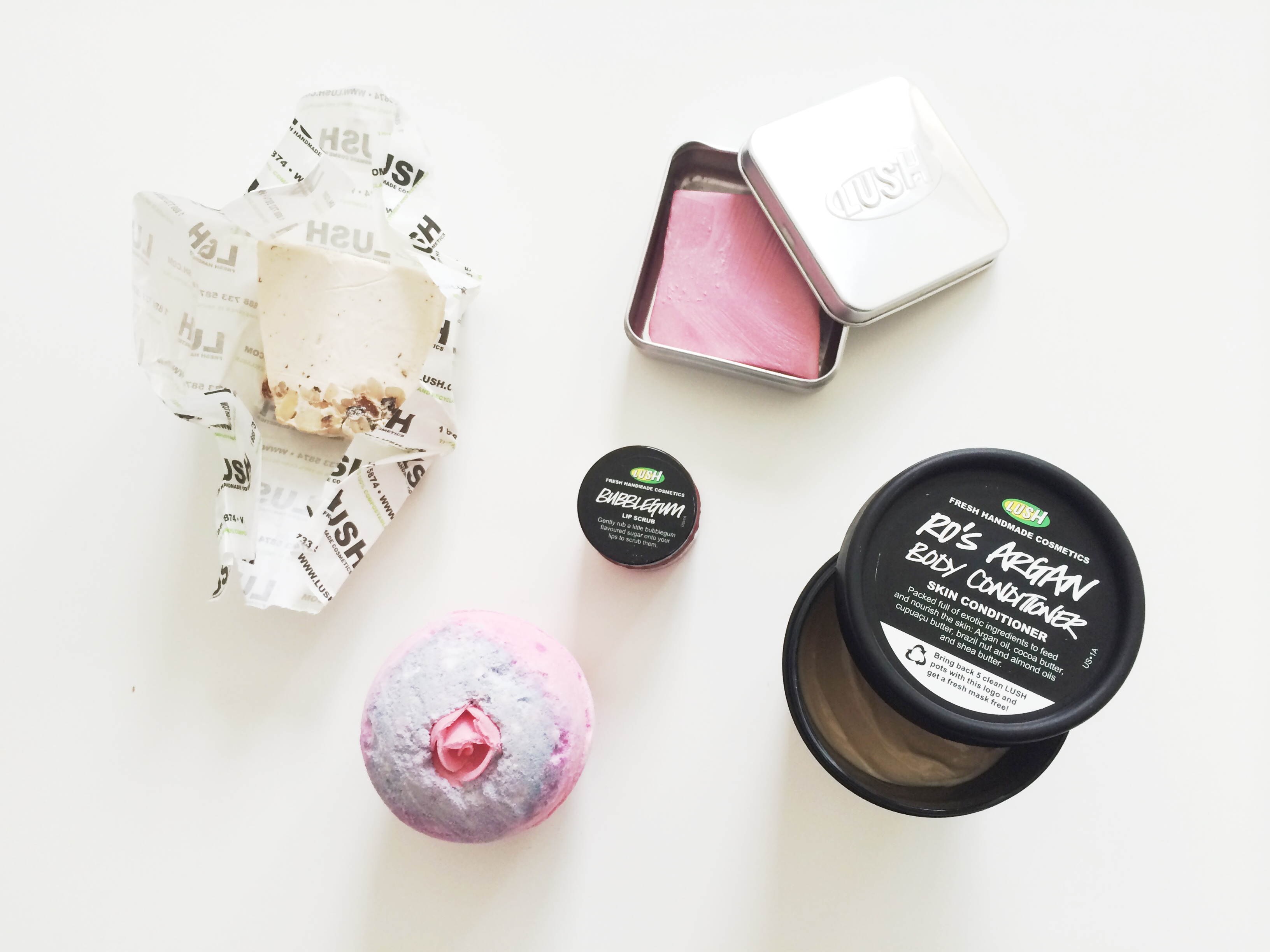 My Lush Collection